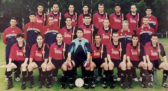 Independiente Singen 1998/99 Meister Bezirksliga Bodensee